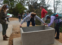 Female engineering students design water system for Guatemalan village